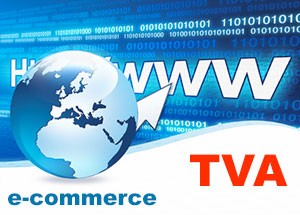 e-commerce international TVA